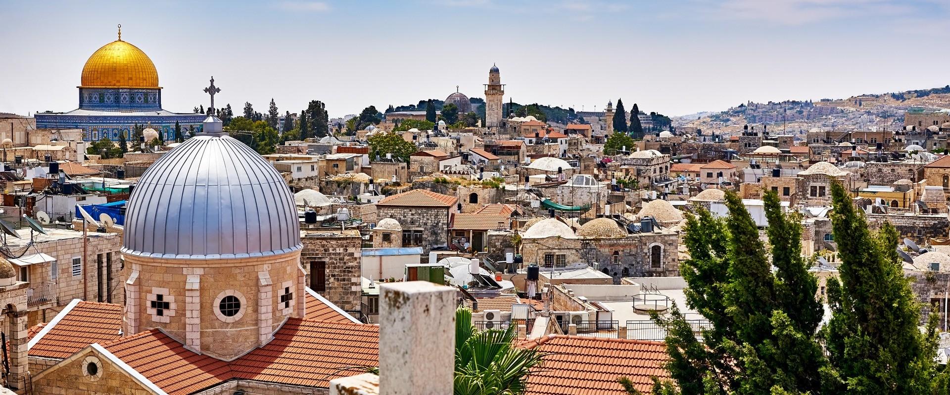 Christian Holy Land Tours | Holy Land VIP Tours