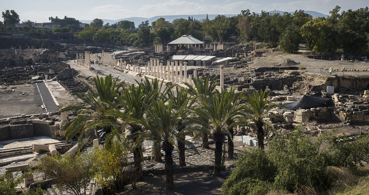 Top 10 Best Archaeological Sites in Israel