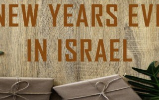New Years Eve in Israel | Sylvester in Israel