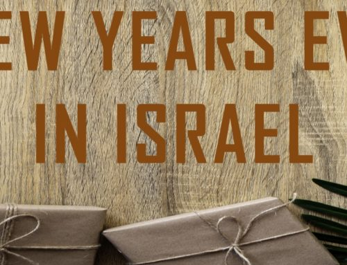 What to do during New years Eve in Israel