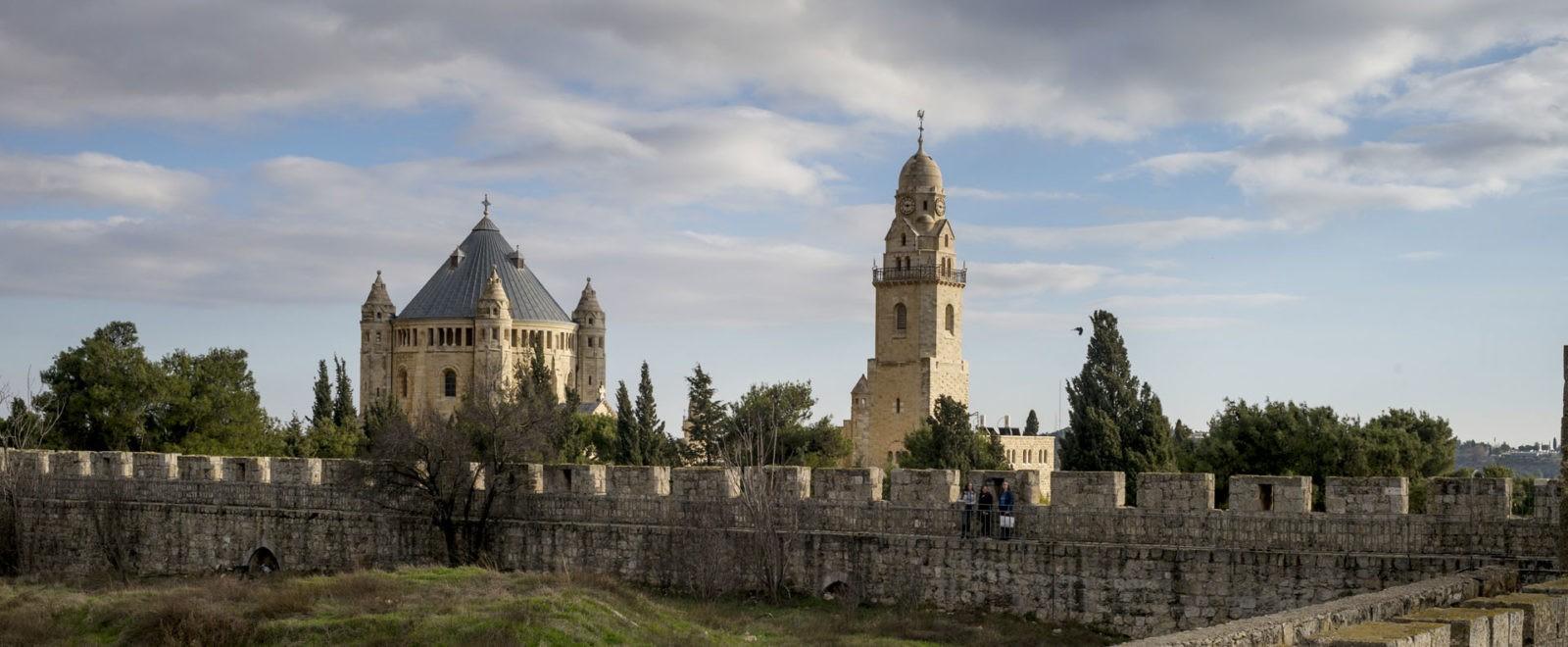 Best Churches in Jerusalem