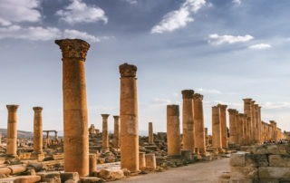 Mount Nebo and Jerash Tour