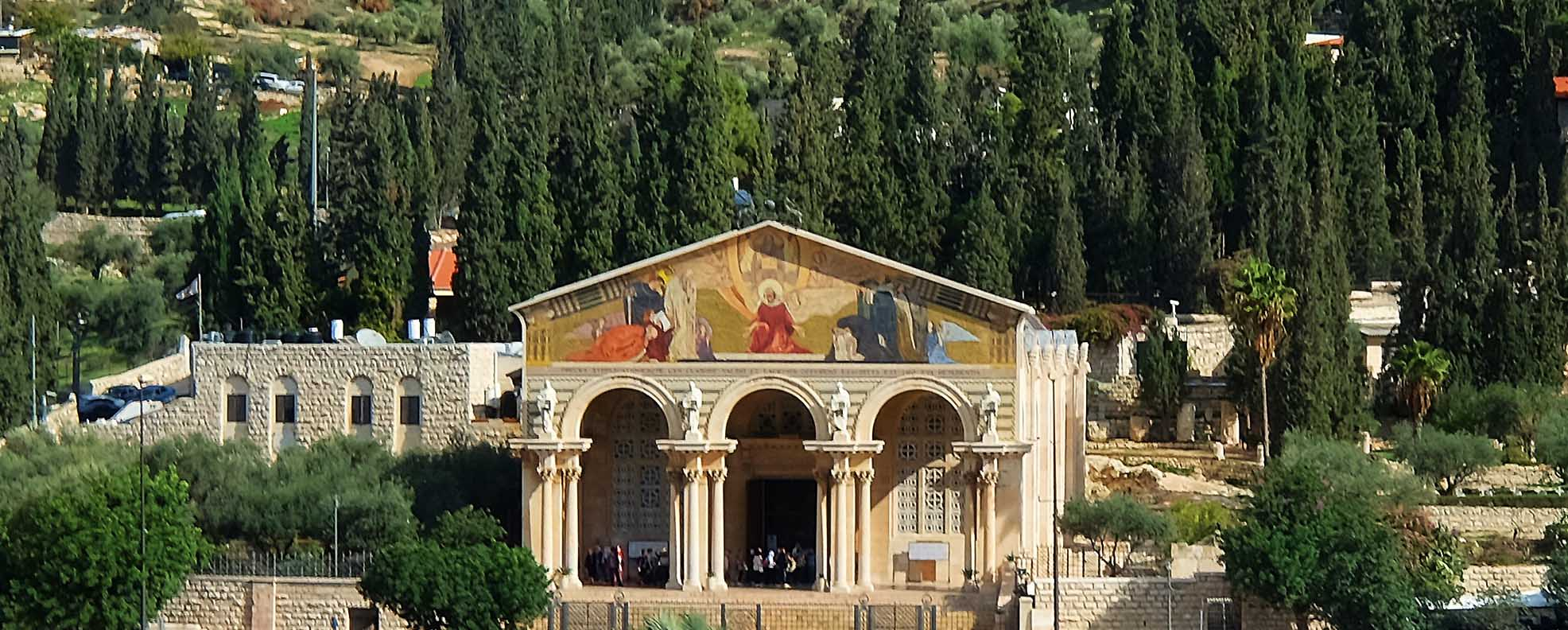 Gethsemane & Church of All Nations