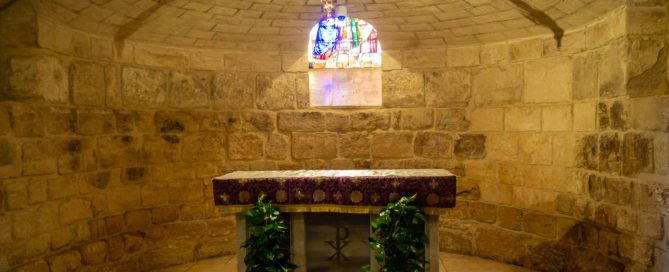 Church of Saint Joseph in Nazareth