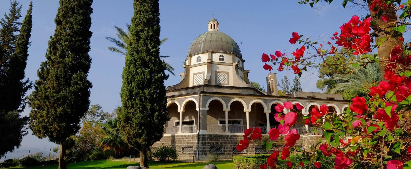 Visit Mount Beatitudes and the Catholic Chapel