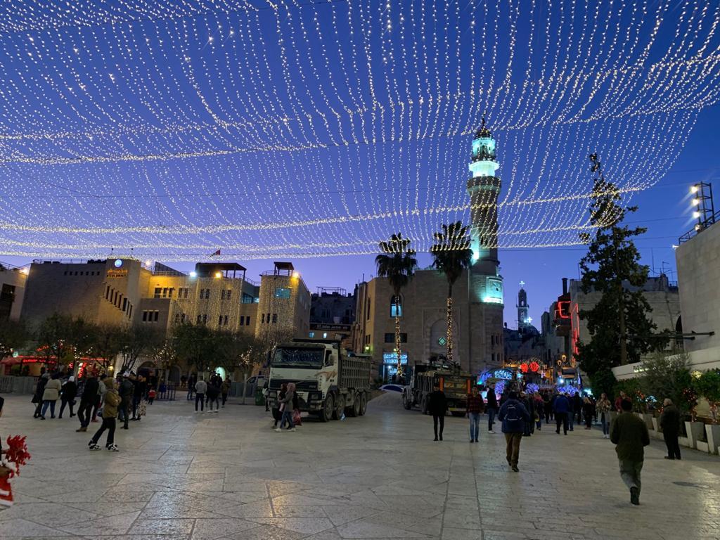 Christmas in Bethlehem 2020 | Holy Land