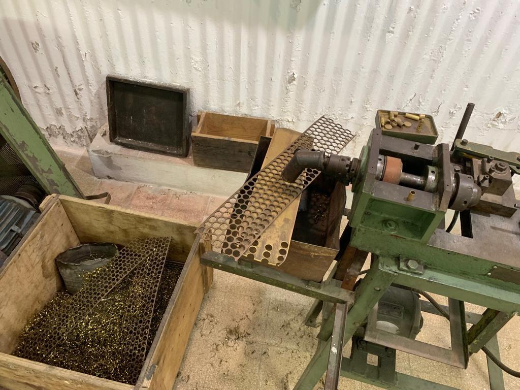 Ayalon Institute machinery