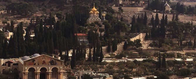Mount of Olives, Israel | Holy Land VIP Tours