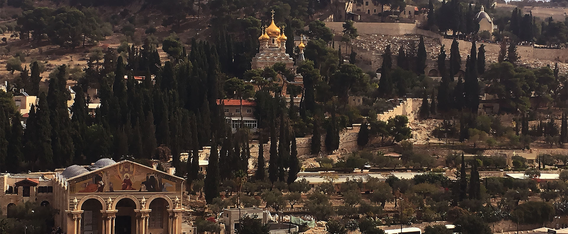 Mount of Olives, Israel | Holy Land VIP Tours