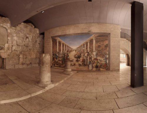 Cardo Jerusalem of the Byzantine