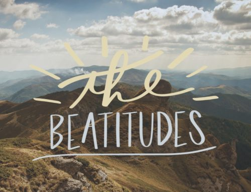 What are The Beatitudes And Their Promises