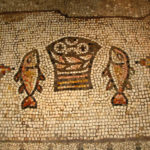 Multiplication mosaic, Tabgha