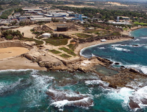 Caesarea A City Like no Other