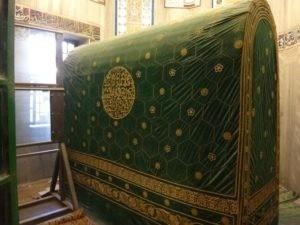 Patriarch tomb