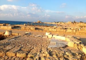 The Caesarea National Park