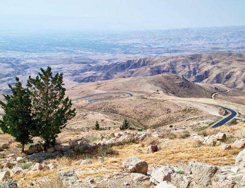 Visiting Mount Nebo